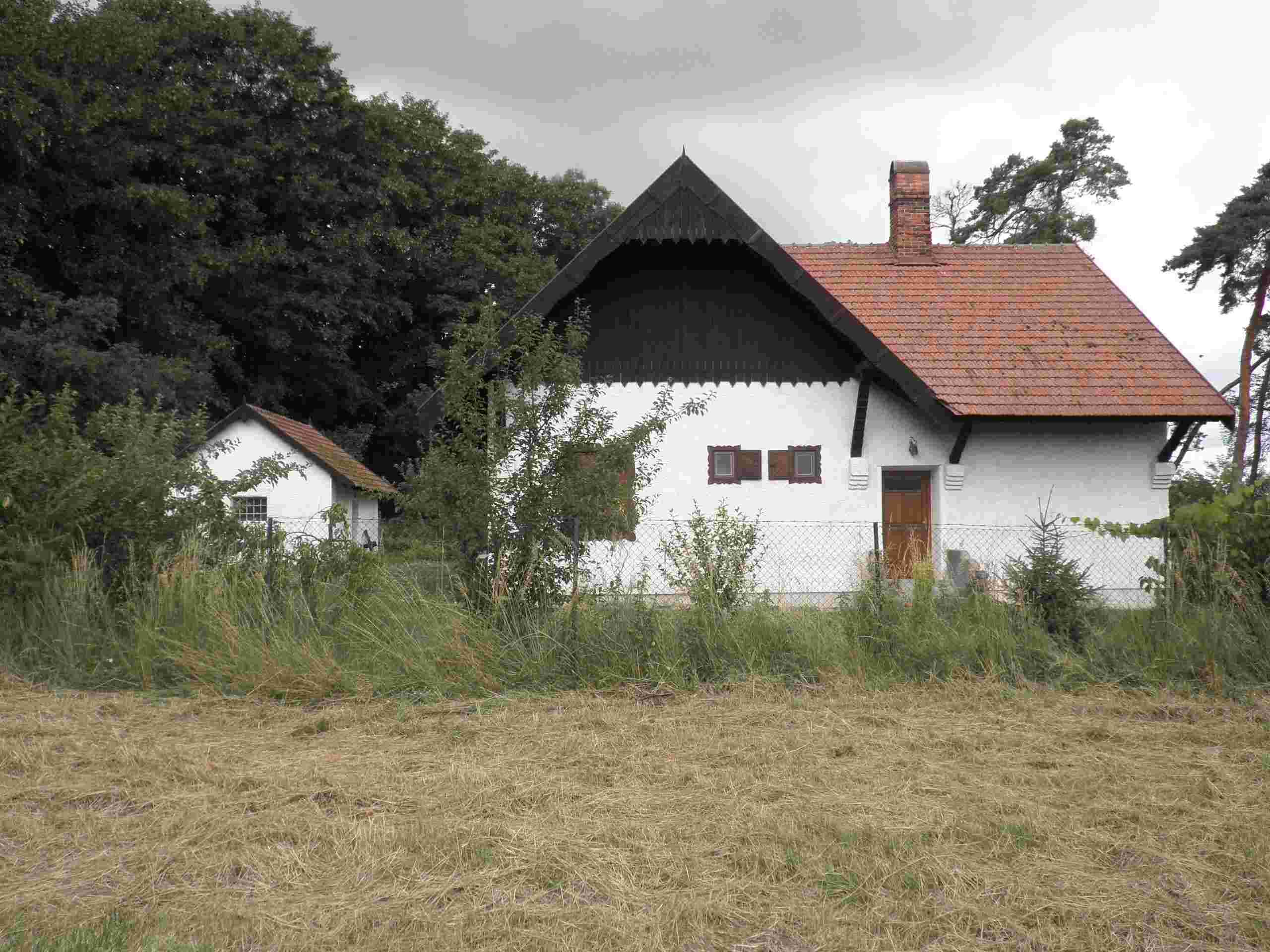 Hegerhaus Beim Mitterteich [Prostřední ...